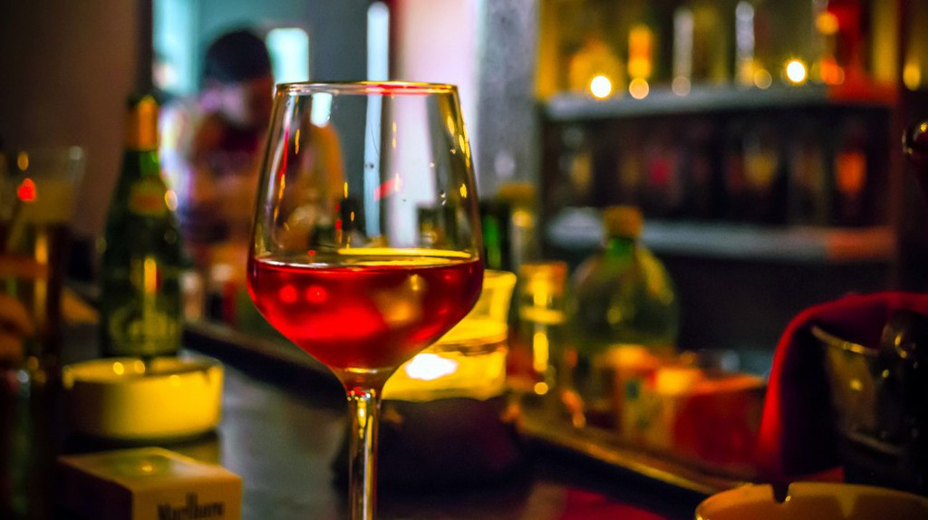Glass of Wine   © Flickr/Mohamed Aymen Bettaieb