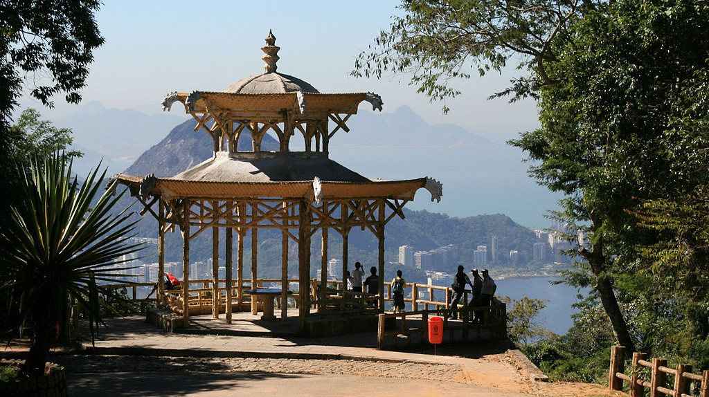 Vista Chinesa |© Halley Pacheco de Oliveira/WikiCommons