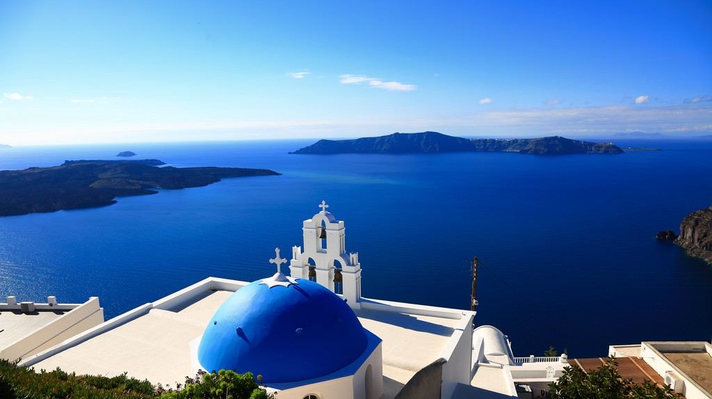 Aegean Sea | © hans-johnson/Flickr