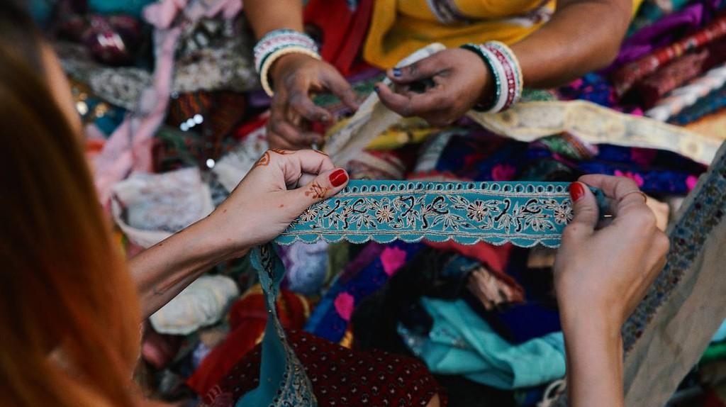 Local artisan  © The Little Market
