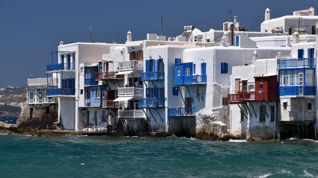 Mykonos, Greece   © Scott Anderson/Flickr