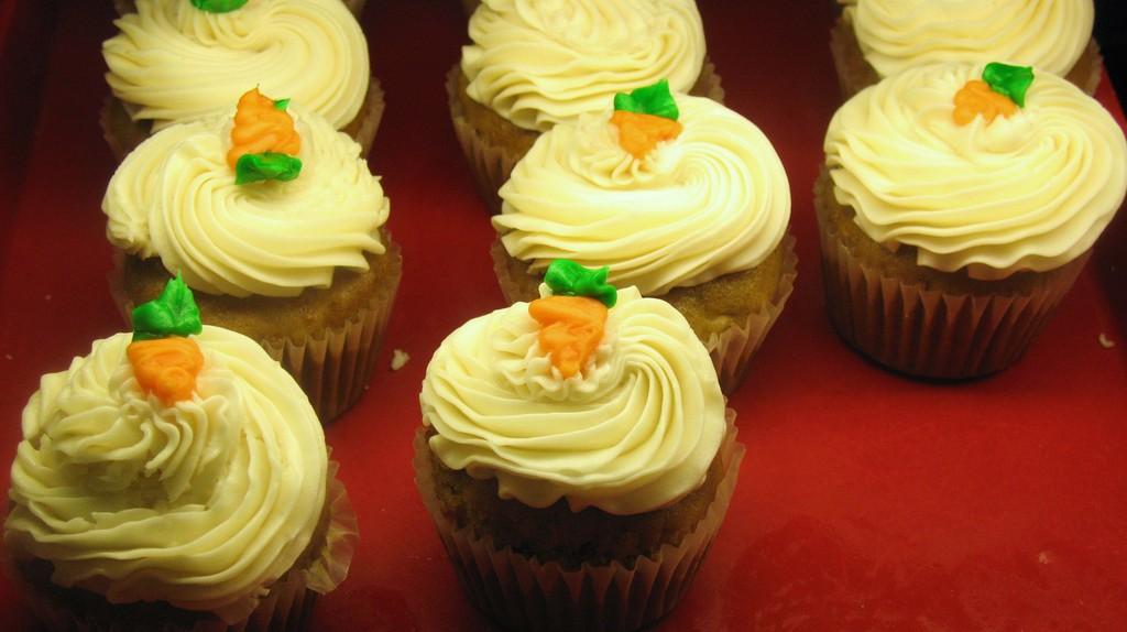 Sticky Fingers' Vegan Cupcakes   © Mr.TinDC/Flickr