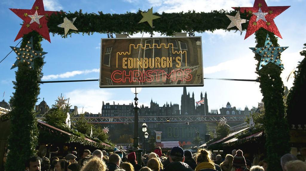 © Eoin Carey / Courtesy Of Edinburgh's Christmas