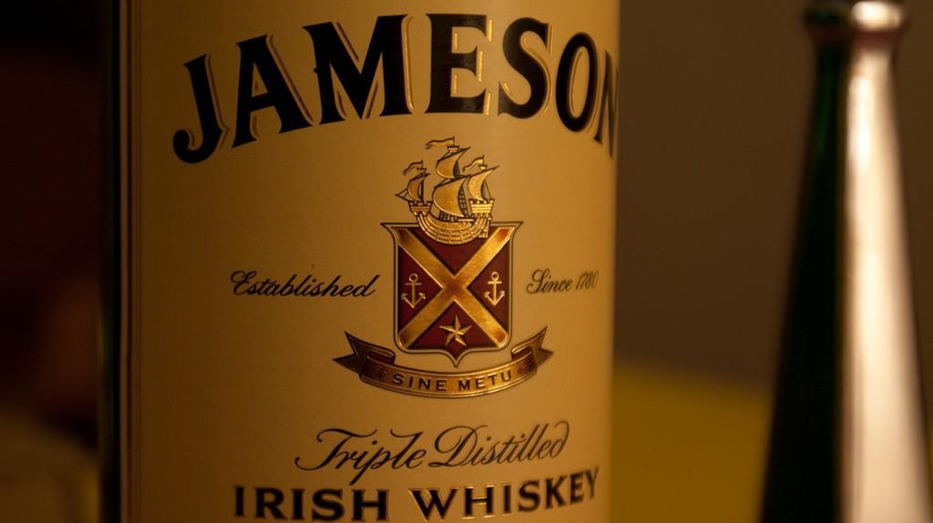Jameson Irish Whiskey   © Daniel King/Flickr