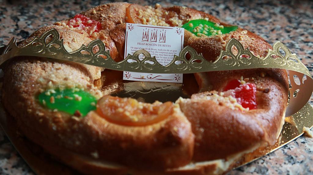 The Roscon de Reyes   © Keith Williamson / Flickr