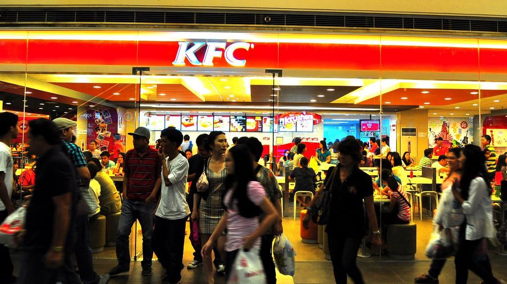 KFC in Japan | © whologwhy, Flickr