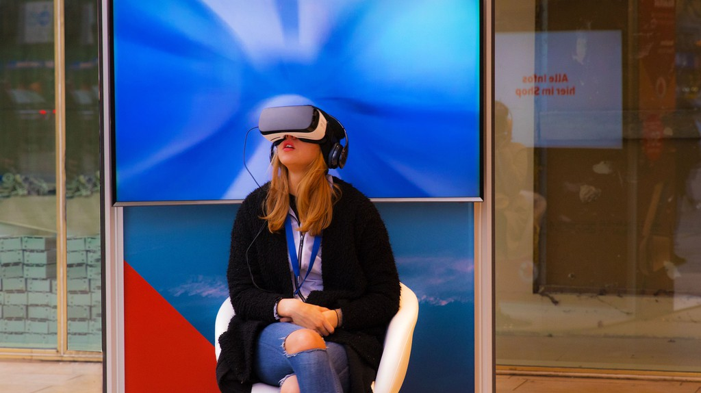 Virtual reality has the potential to get really weird, really quickly.