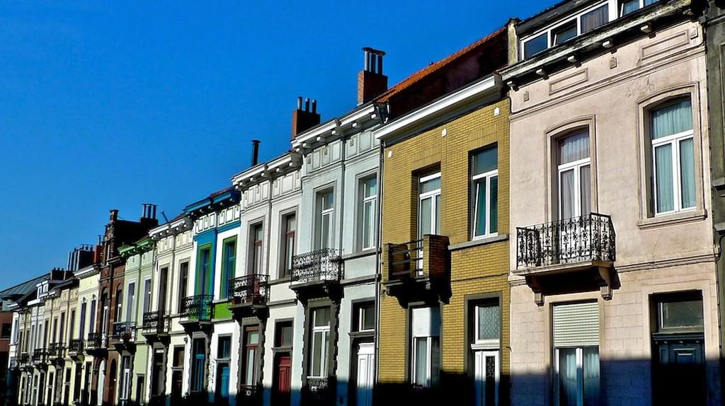 Homes of Brussels   © Warren Talbot/Flickr