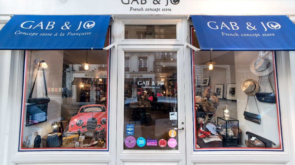 Gab & Jo, the French concept store in Paris | Courtesy fo Gab & Jo