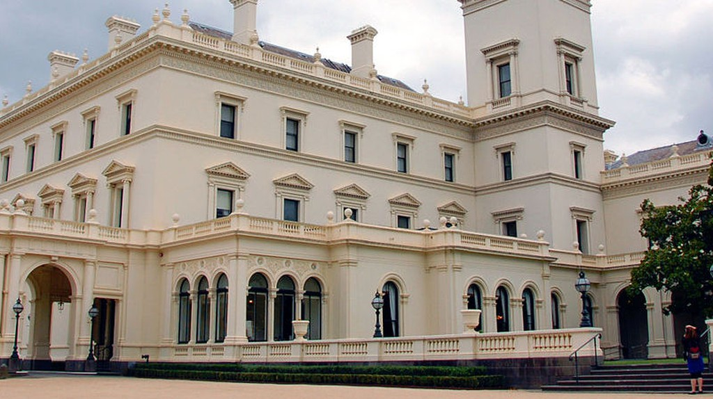 Government House, Melbourne | ©Christ Phutully/WikiCommons