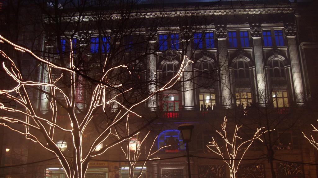 New Year's Eve at Unter den Linden | © Jerzy Kociatkiewicz/Flickr