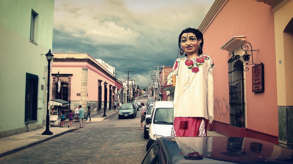Oaxaca City│ © 16:9clue/Flickr