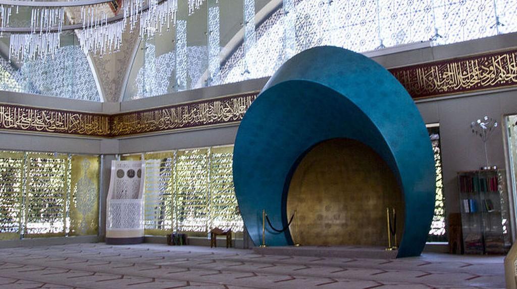 Şakirin Mosque | © William Neuheisel/WikiCommons