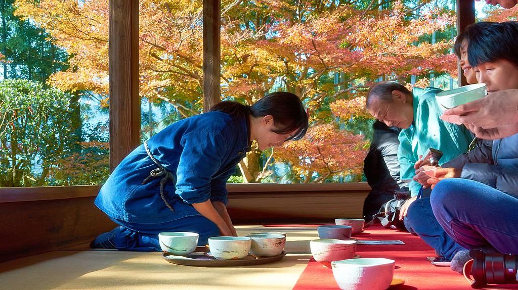 Japanese tea ceremony   © Moyan_Brenn/Flickr