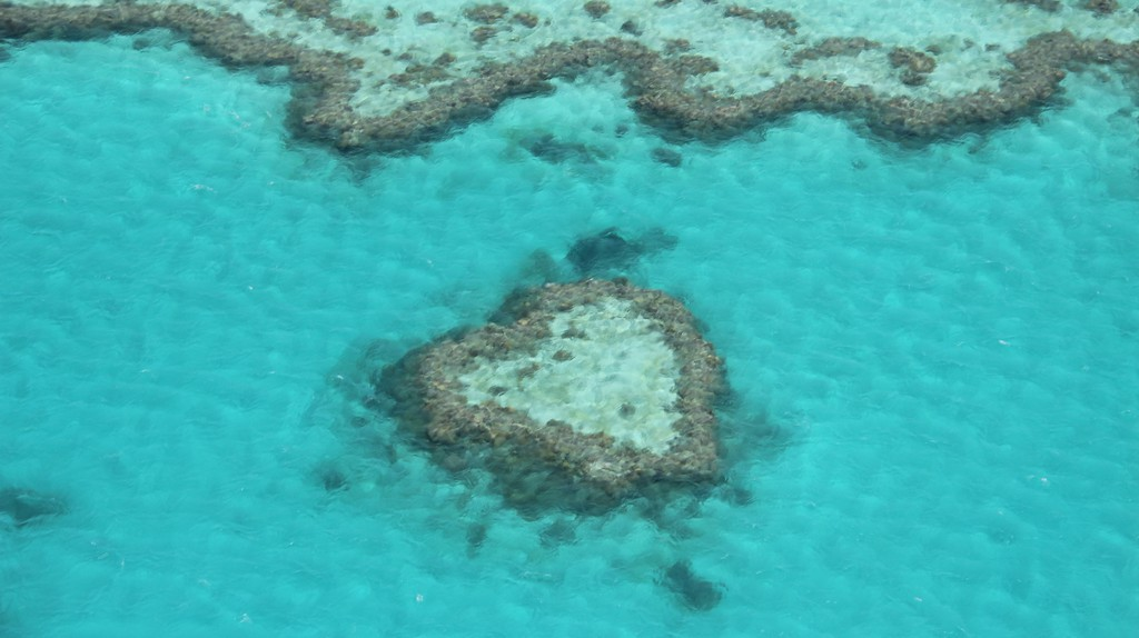 Heart Reef | © Gary Bembridge/Flickr