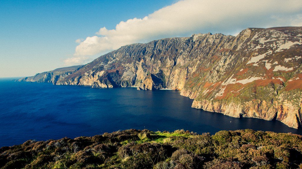 Slieve League; County Donegal, Ireland | © Tony Webster/Flickr