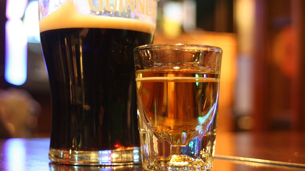 Guinness and Jameson |© IntangibleArts/Flickr