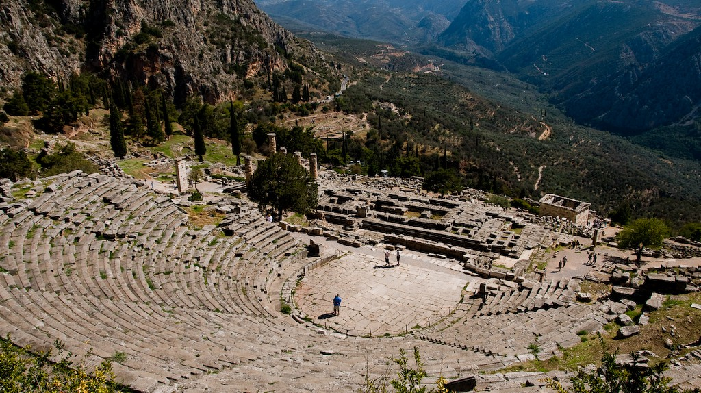 Delphi in October |© Clarence/Flickr
