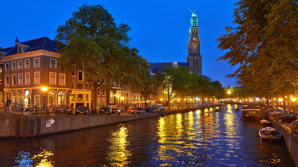 Prinsengracht | © Moyan Brenn/Flickr