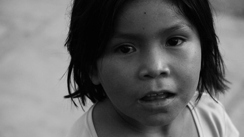 Nahua child | © Asier Solana Bermejo/Flickr