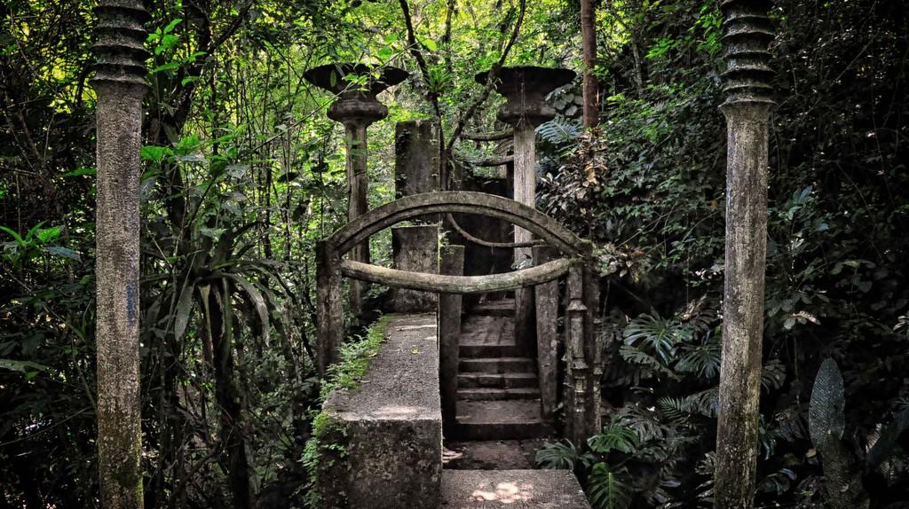 Las Pozas, Xilitla   © Rod Waddington/Flickr