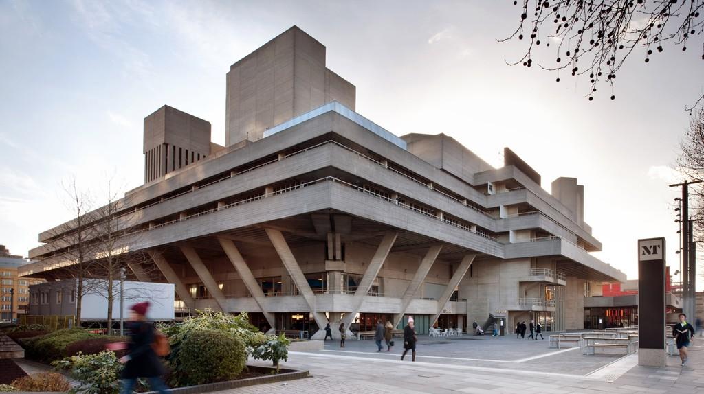 National Theatre | © Philip Vile