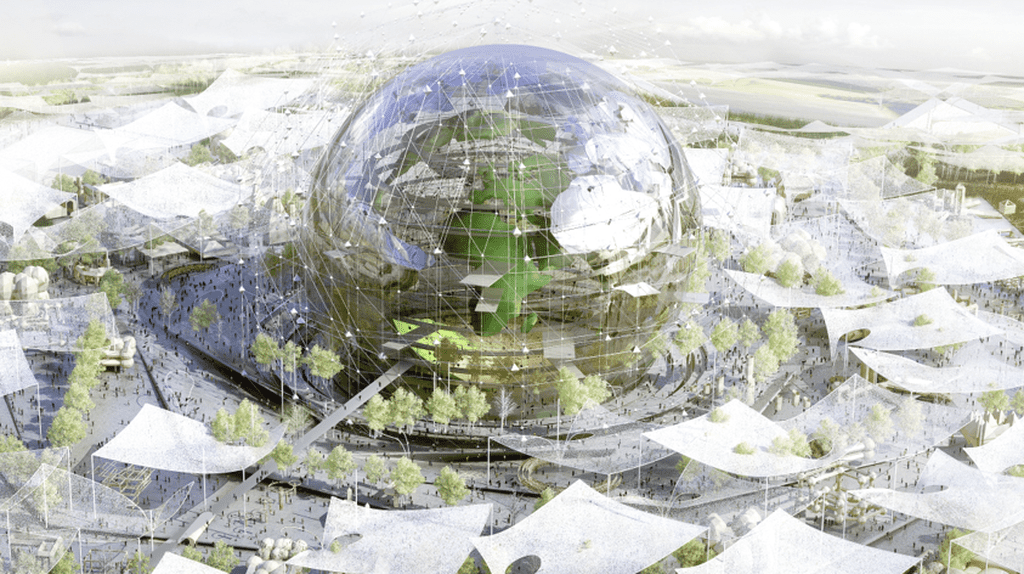 Panorama Village Global, EXPOFRANCE 2025 │© Sensual City Studio