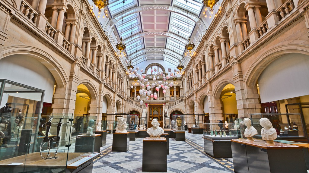 Kelvingrove Art Gallery And Museum | © Michael D Beckwith/Flickr