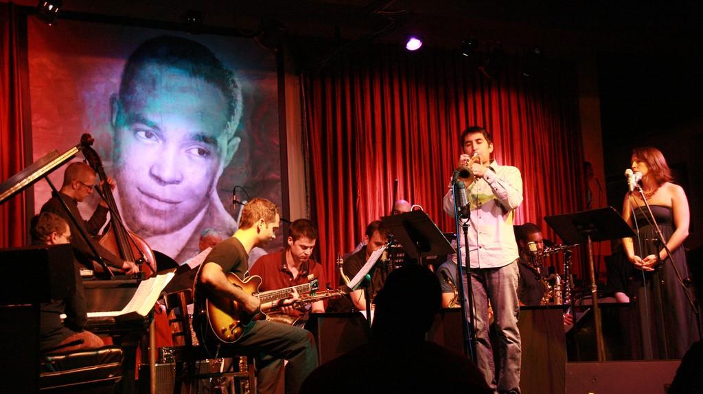 Jazz Showcase   © Jeff Kamp / Flickr