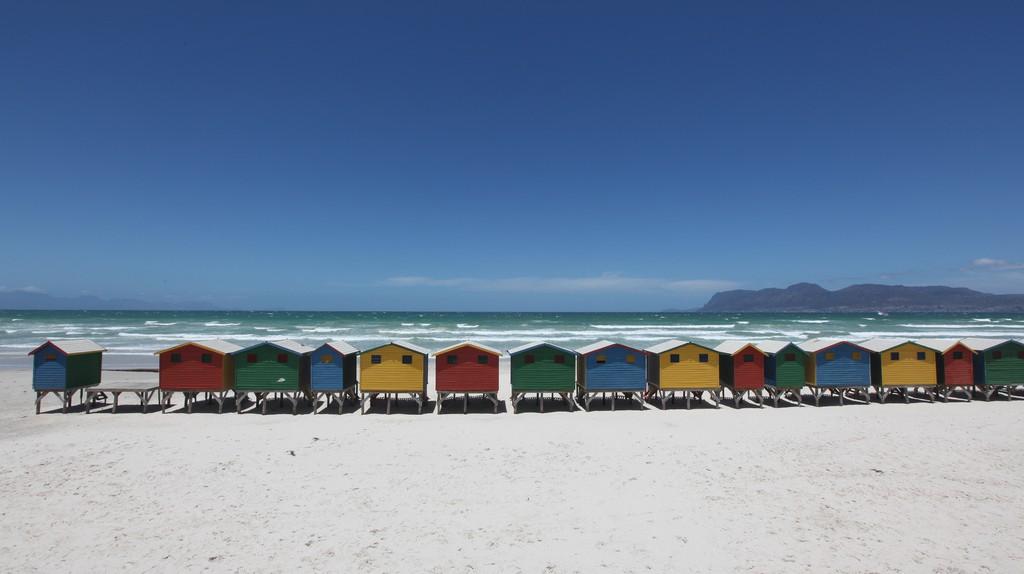 Muizenberg Beach © Richard Moross/Flickr