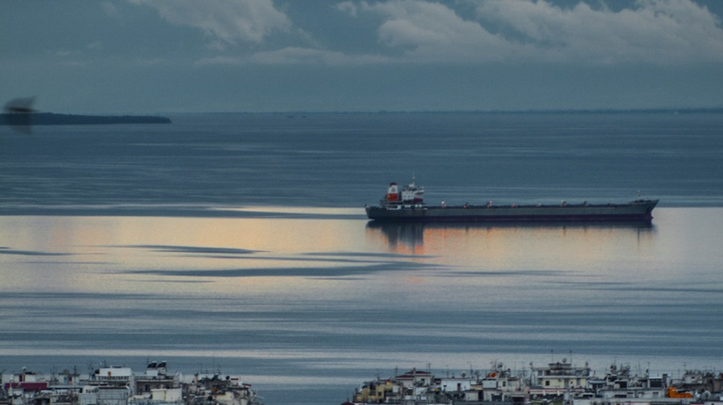 Sunset over Thessaloniki and Thermaikos bay | © Marco Spaapen/Flickr