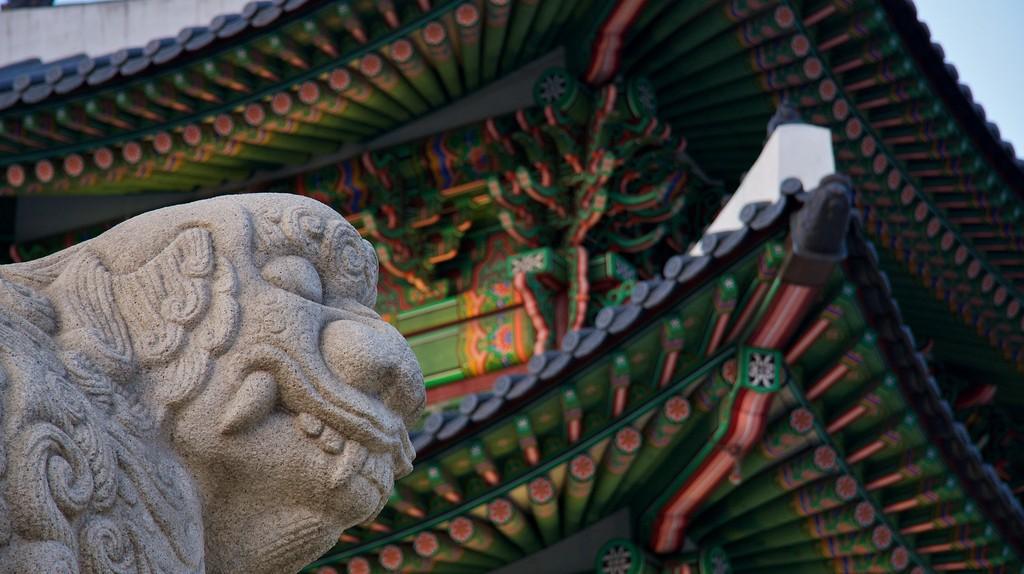 Gyeongbok Palace, Seoul | © Mario Sánchez Prada / Flickr