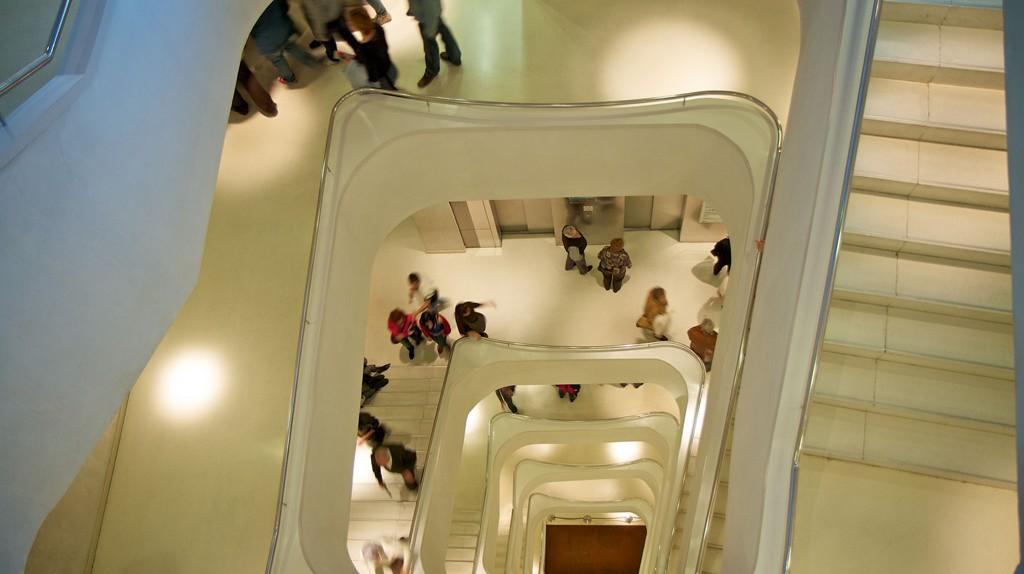 Caixa Forum interior   © Madrid Destino Cultura Turismo y Negocio