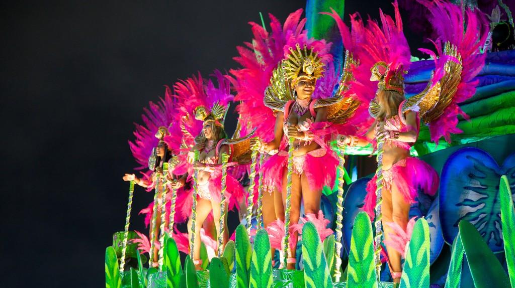 Rio de Janeiro Carnival   © Nicolas de Camaret