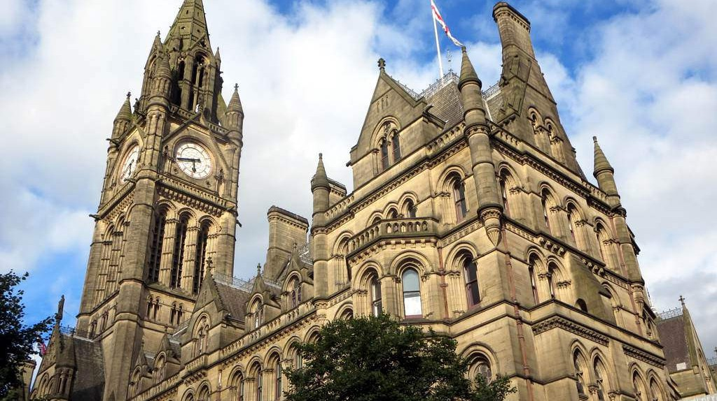 Manchester | © David Stanley / Flickr