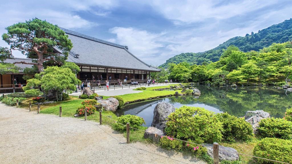 Beautiful Nature in Kyoto| © Arnie Papp /  Flickr