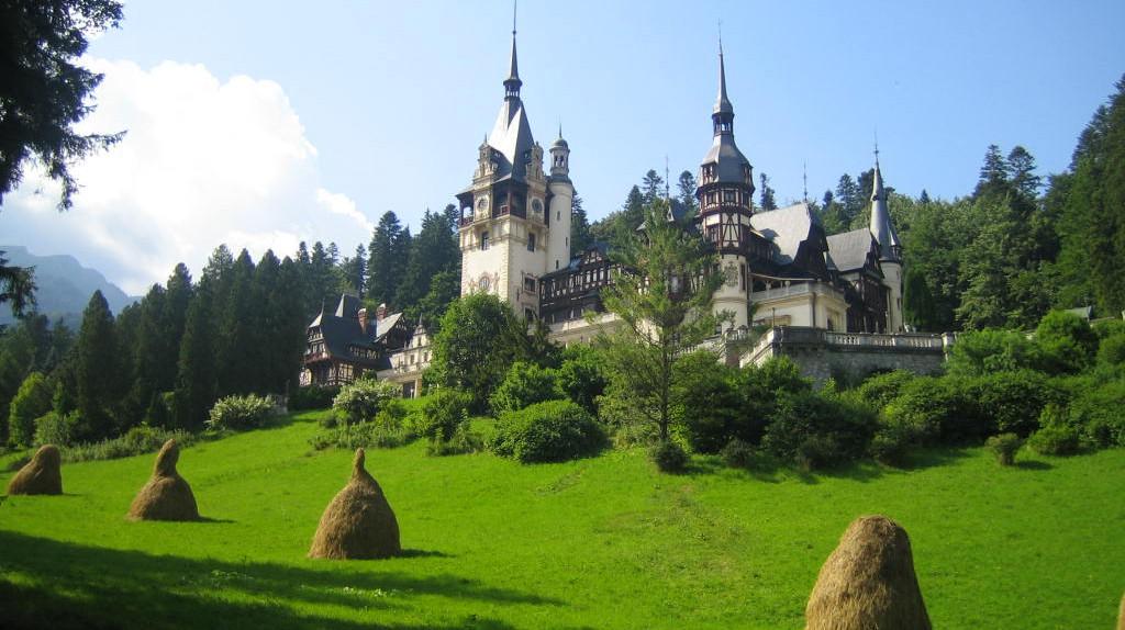 Peleș Castle | © Fabrice Florin / Flickr