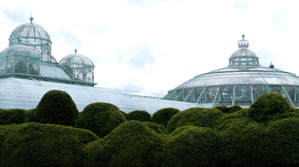 Royal Greenhouses of Laeken   © Eddy Van 3000 / Flickr