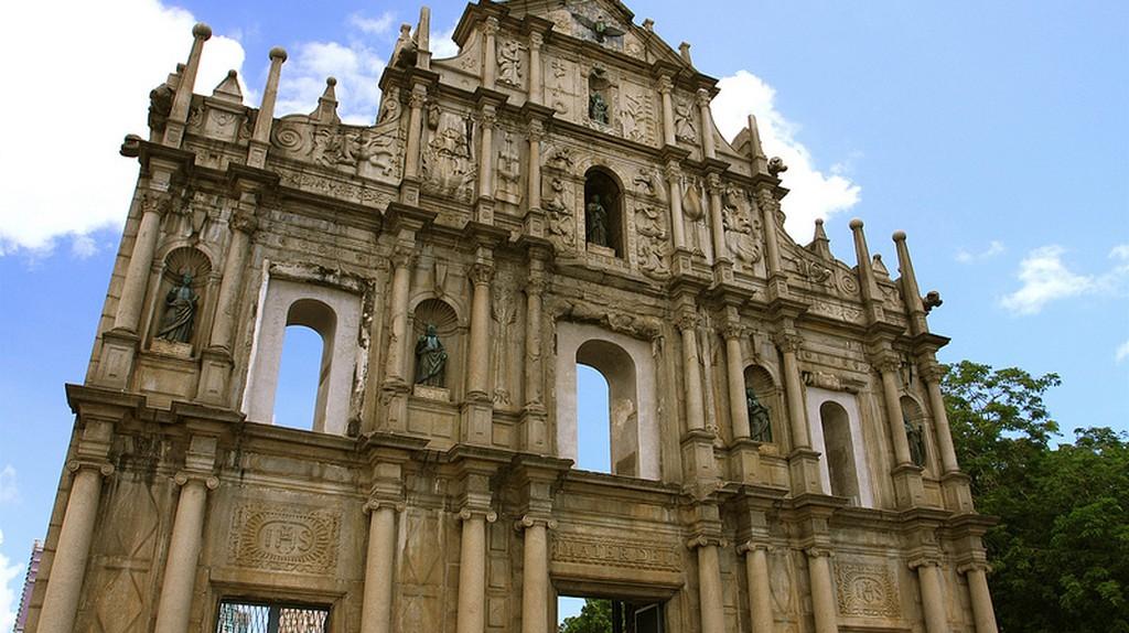 Ruin's of St. Paul's - Macau | © TravelingOtter/Flickr
