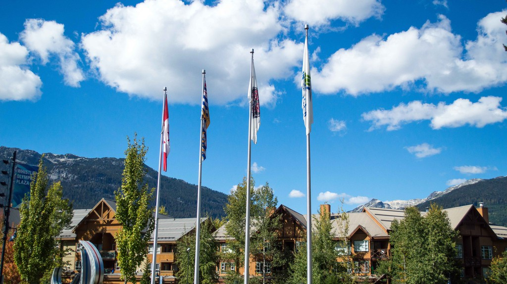Whistler Village | © Hayley Simpson