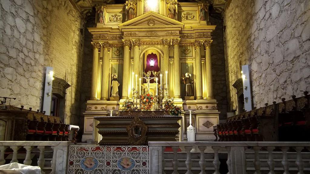 Iglesia de San Francisco, Santiago de Chile | © Dario Alpern/WikiCommons