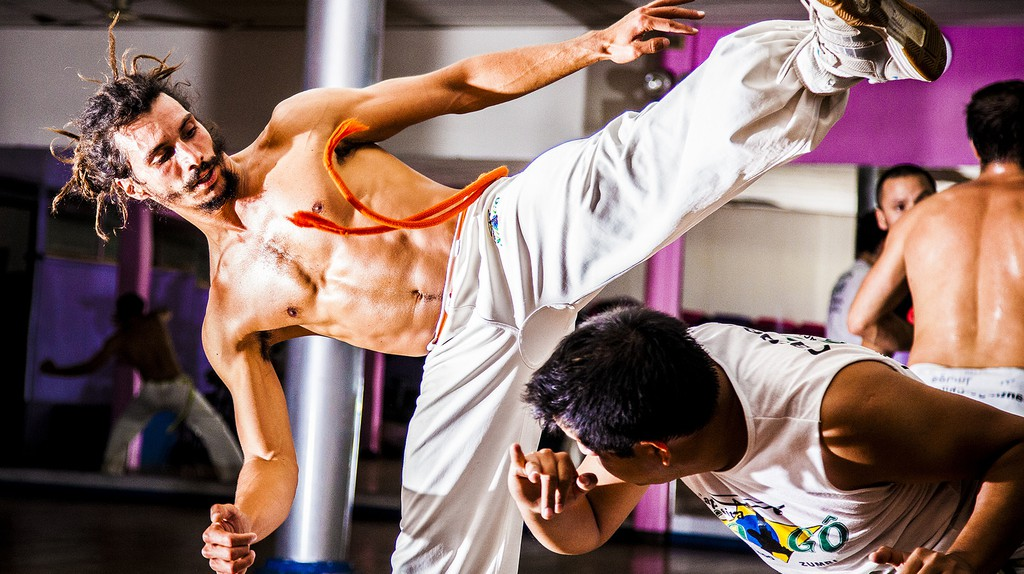 Capoeira | © Red CreaDeporte/Flickr