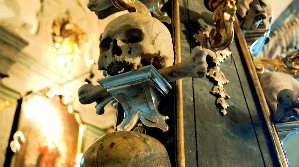 The Sedlec Ossuary  | © Todd Huffman / Flickr