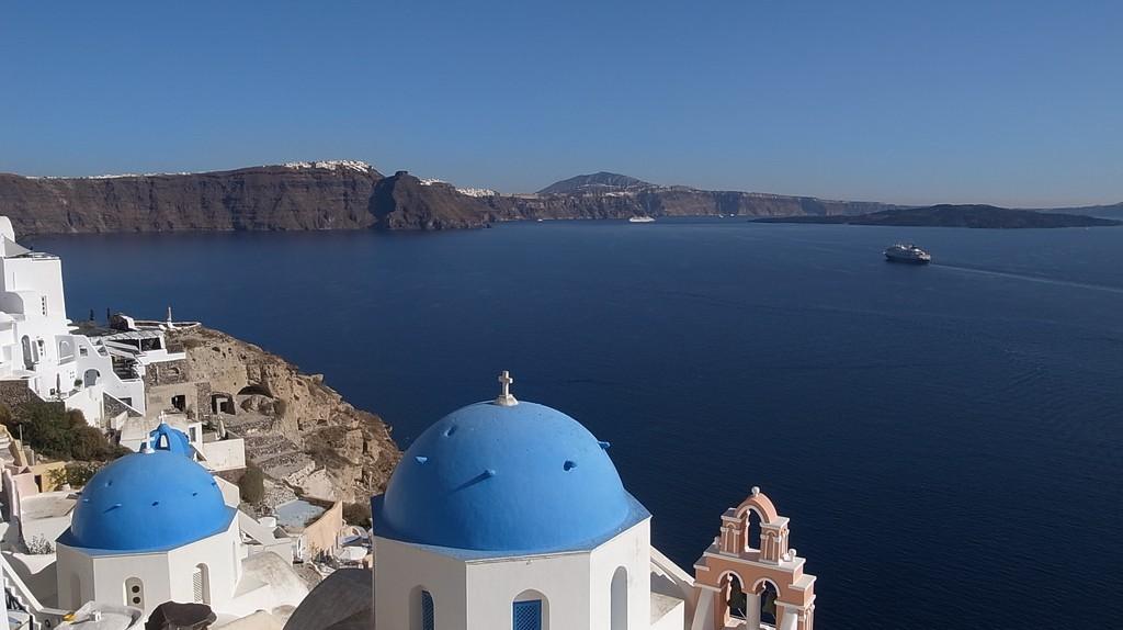 Santorini   © Maggie Meng / Flickr