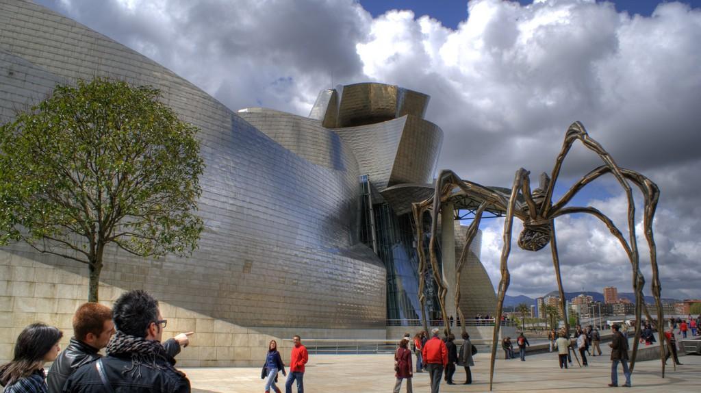 Guggenheim Bilbao | ©Vicente Villamón / Flickr