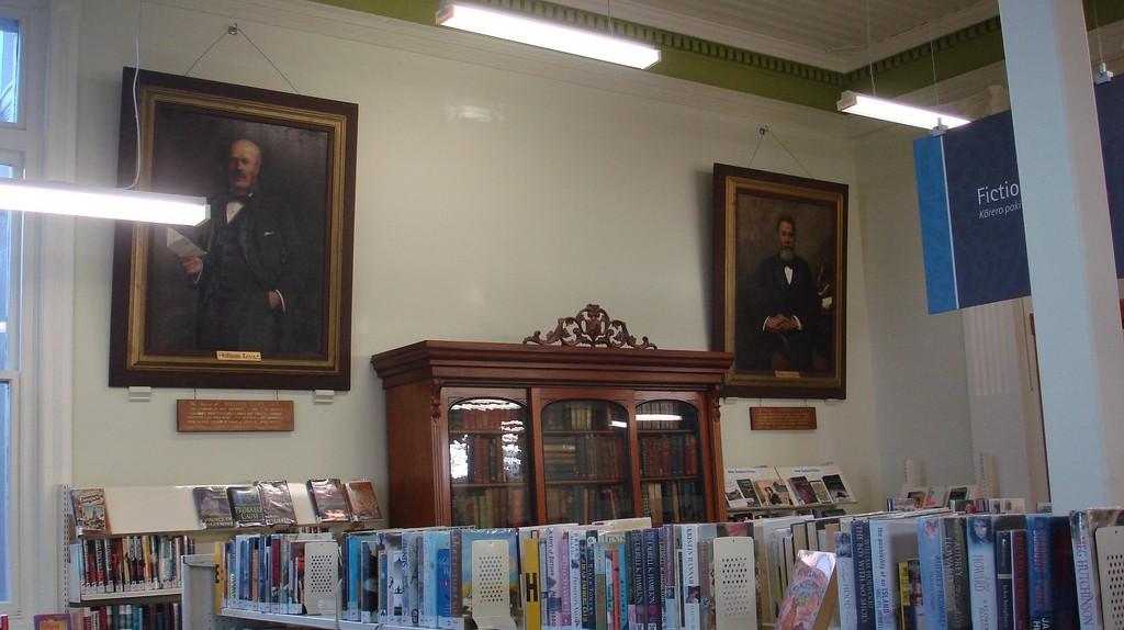 The Leys Institute Ponsonby Community Library | © Teacher Traveler/Flickr