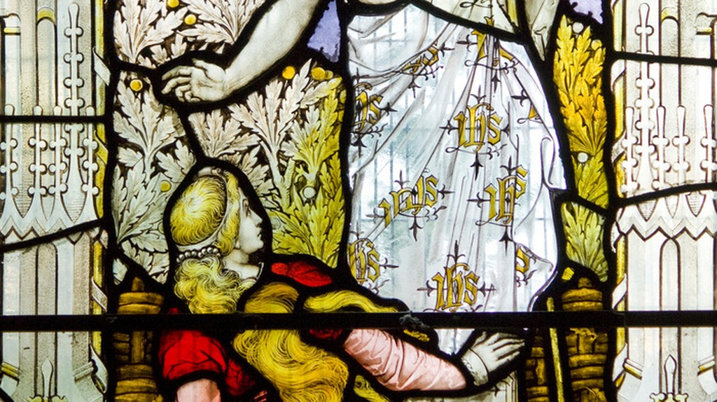 Stained glass windows | ©Fr. Lawrance Lew O.P./Flickr