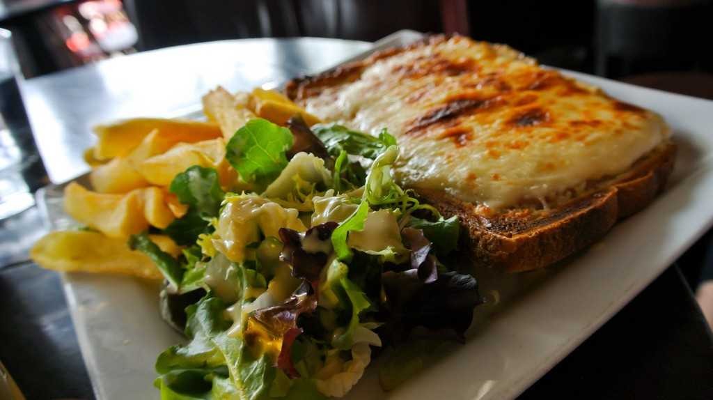 The Croque Monsieur is a French staple and delicious   © Kurtis Garbutt/flickr