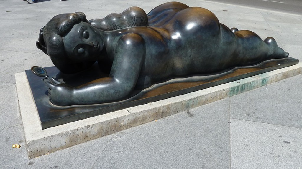 One of Madrid's Botero masterpieces | © Lori Zaino