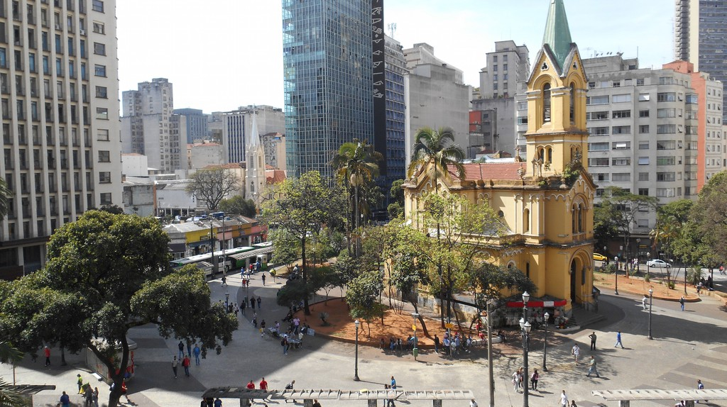 Center of São Paulo | © Chester/Flickr